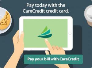 Pay your bill with CareCredit